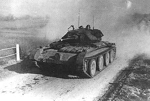 Cruise tank covenanter